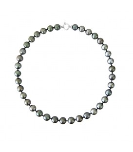 COLLIER ROND 10/12 MM AB